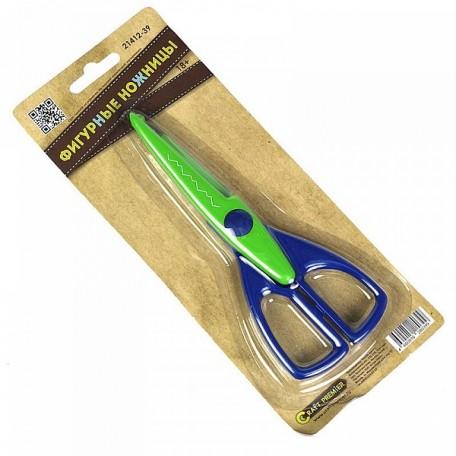 Ножницы фигурные Craft Premier арт.21412-39 №39 16,5см