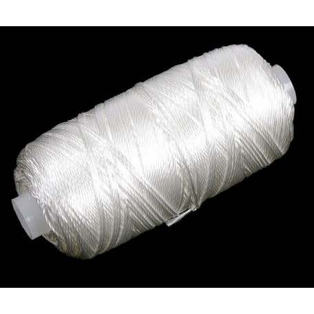Нитки 3К-Т капрон 100% 200 м. цв.белый