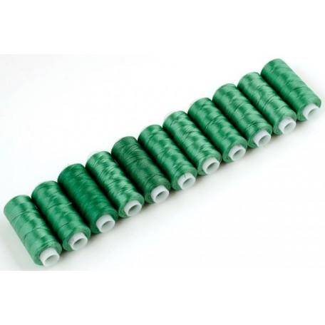 Нитки 50К-Т капрон 100% 200 м. цв.зеленый