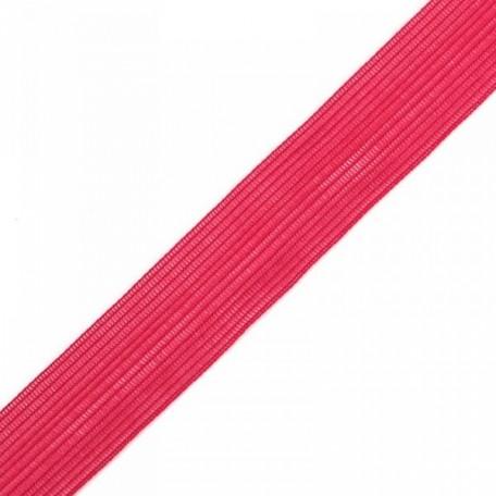 Тесьма вязаная окантовочная, 22мм, арт.4С-516/22 ,цв. 31 красный