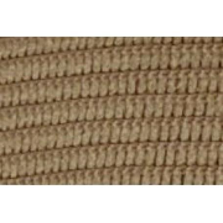 Тесьма вязаная окантовочная, 22мм, арт.4С-516/22 ,цв. 37 т.бежевый