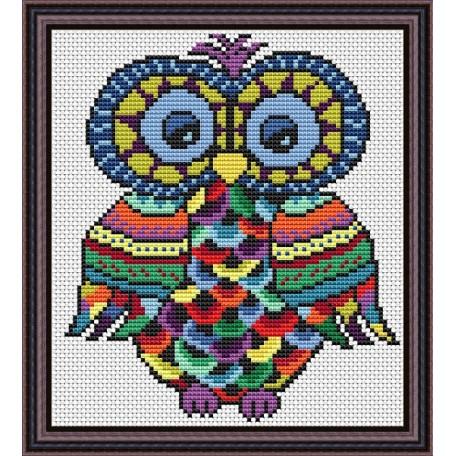 Набор для вышивания 'Орнамент' арт. ВФ-008 'Сова'