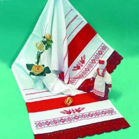 Набор для вышивания арт.Овен - 002 'Рушник' 40х160 см