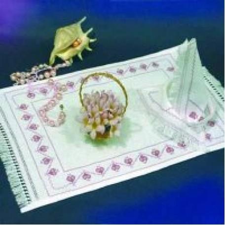 Набор для вышивания арт.Овен - 006 'Маленькая тайна' 65x35 см, 30х35 см