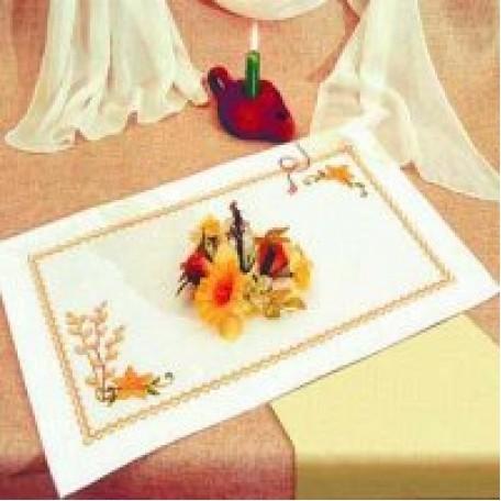 Набор для вышивания арт.Овен - 010 'Весна' 50x30 см