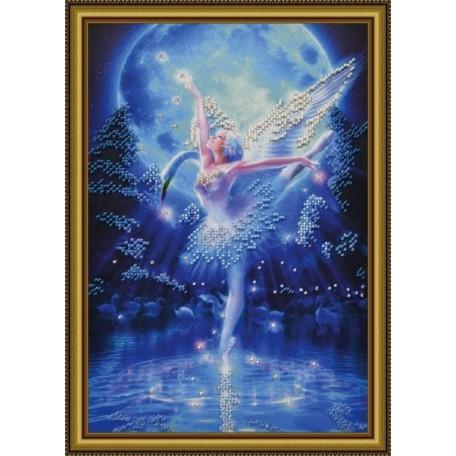 Набор для вышивания арт.Овен - 011-РТ 'Танец мечты' 20х30 см