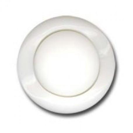 Пуговицы арт.76-1476, 28' цв. белый