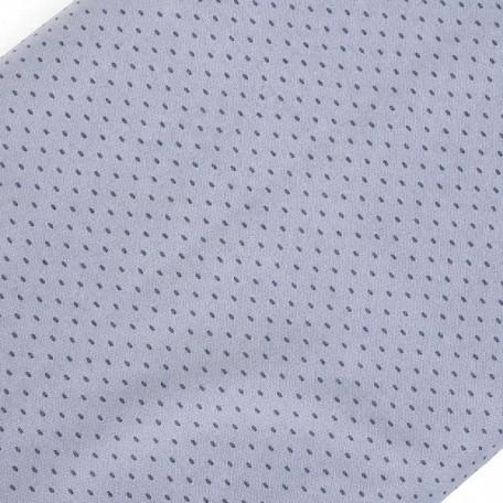 ST.E.C2319.STEEL Ткань для пэчворка 100 % хлопок шир.110 см Timeless Treasure Wee Woodland Dot