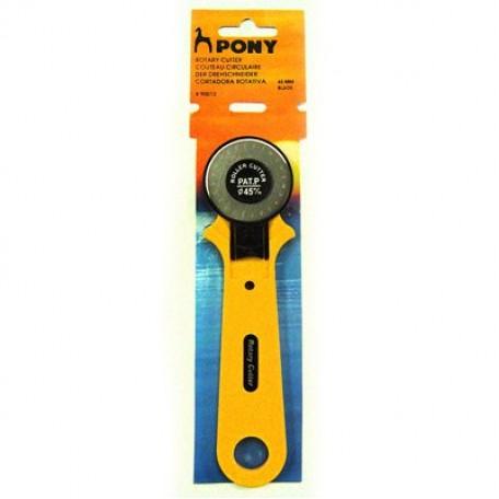 PN.90012 PONY Дисковый нож для кроя
