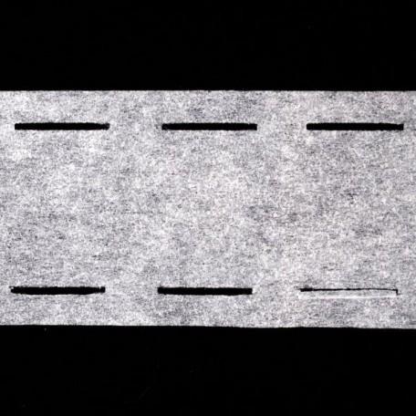 Перфорированная лента клеевая Intex арт.10-35-10 'Marmara' 40 г/м цв.белый рул.100 м