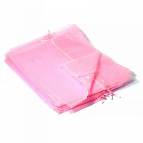 Каркас для букета (органза) арт.ZA.OH-50-40-086 50 х 40 см цв.светло-розовый