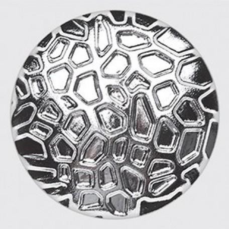 Магнитные клипсы для штор 'Сота' с тросом (30 см) цвет №1