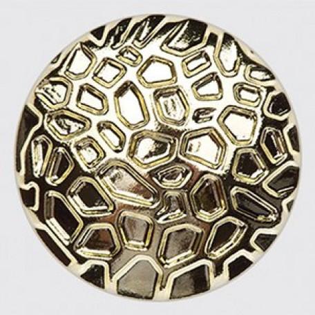 Магнитные клипсы для штор 'Сота' с тросом (30 см) цвет №2