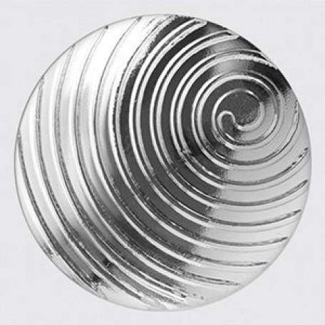 Магнитные клипсы для штор 'Спираль' с тросом (30 см) цвет №1