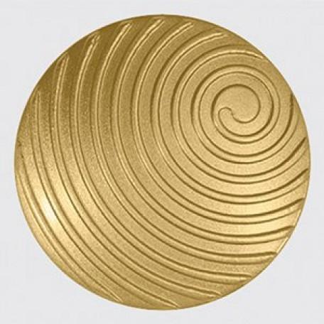 Магнитные клипсы для штор 'Спираль' с тросом (30 см) цвет №4