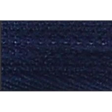 Молния пласт. потайная разъемная №3 1 замок, 20см цв.220 т.синий