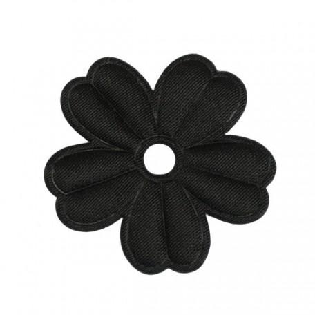 Аппликации детские пришивные арт.А-03 цв.310 черный