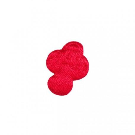 Аппликации детские пришивные арт.А-15 цв.145 красный