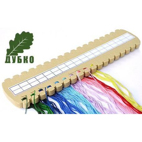 Органайзер для мулине на 36 цветов ДУБКО арт.А300