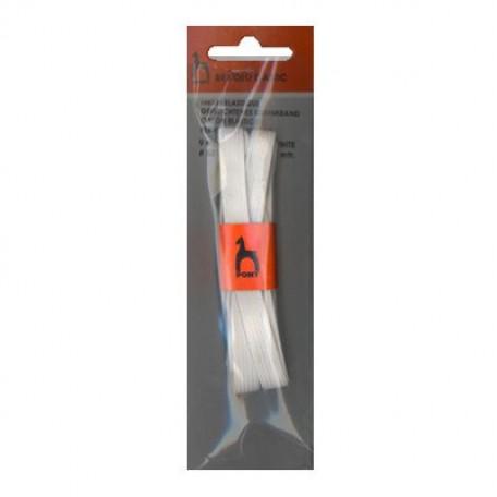 PN.53105 PONY Резинка бельевая шир. 9 мм белая уп.2 м