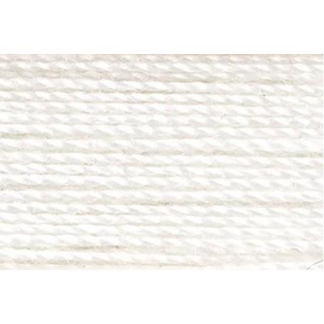 Нитки 100ЛЛ, арм. 5000 м. цв.0101 белый , С-Пб