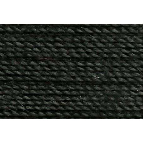 Нитки 210ЛШ, арм. 1000 м. цв.6816 черный , С-Пб