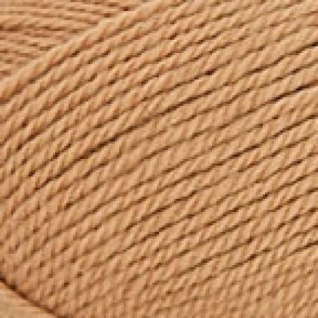 Пряжа для вязания КАМТ 'Аргентинская шерсть' (100% импортная п/т шерсть) 10х100гр/200м цв.005 бежевый