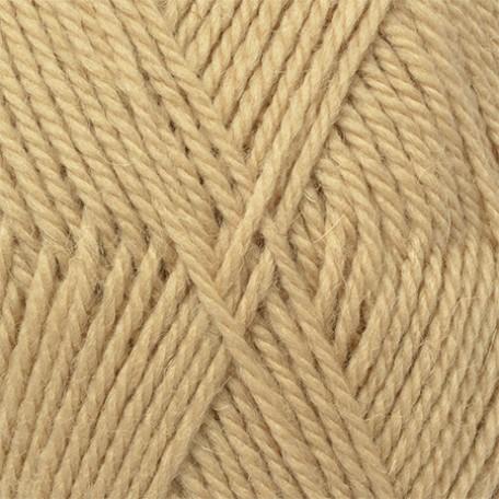Пряжа для вязания КАМТ 'Аргентинская шерсть' (100% импортная п/т шерсть) 10х100гр/200м цв.006 светло-бежевый