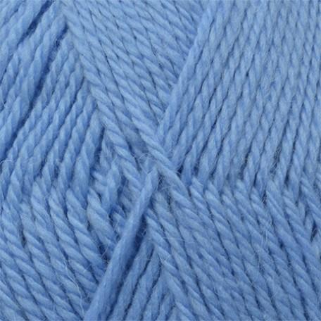 Пряжа для вязания КАМТ 'Аргентинская шерсть' (100% импортная п/т шерсть) 10х100гр/200м цв.015 голубой