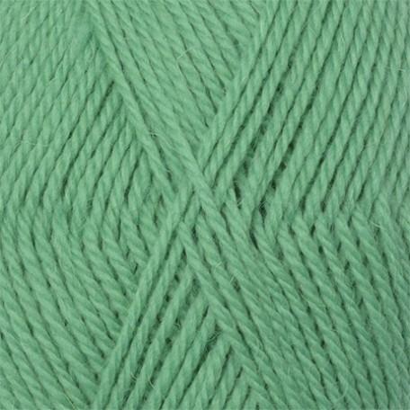 Пряжа для вязания КАМТ 'Аргентинская шерсть' (100% импортная п/т шерсть) 10х100гр/200м цв.025 мята