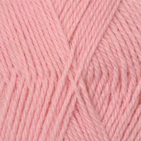Пряжа для вязания КАМТ 'Аргентинская шерсть' (100% импортная п/т шерсть) 10х100гр/200м цв.055 светло-розовый