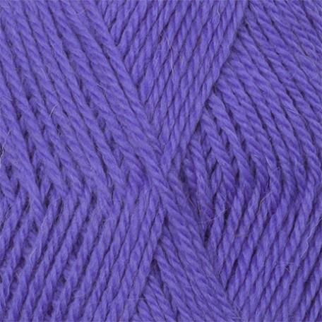 Пряжа для вязания КАМТ 'Аргентинская шерсть' (100% импортная п/т шерсть) 10х100гр/200м цв.060 фиолетовый