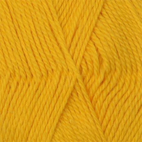 Пряжа для вязания КАМТ 'Аргентинская шерсть' (100% импортная п/т шерсть) 10х100гр/200м цв.104 желтый