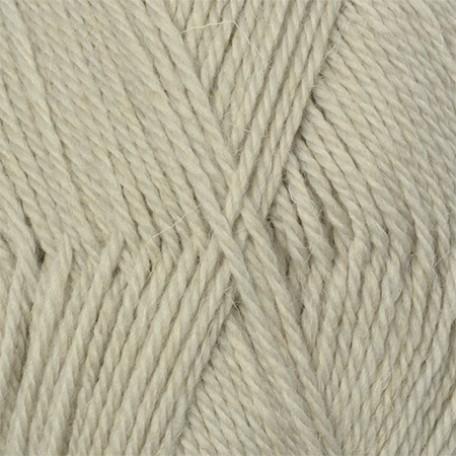 Пряжа для вязания КАМТ 'Аргентинская шерсть' (100% импортная п/т шерсть) 10х100гр/200м цв.106 жемчужный