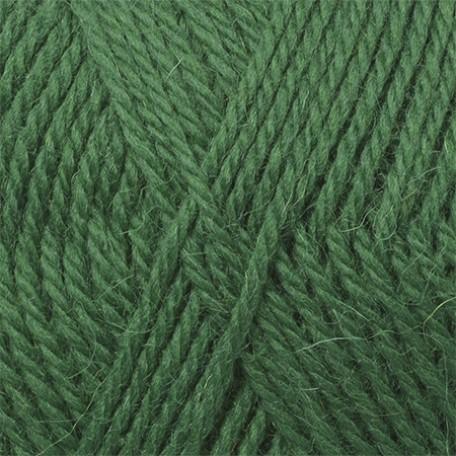 Пряжа для вязания КАМТ 'Аргентинская шерсть' (100% импортная п/т шерсть) 10х100гр/200м цв.110 зеленый