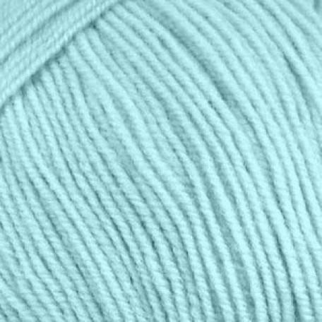 Пряжа для вязания ПЕХ 'Австралийский меринос' (95% мериносовая шерсть, 5% акрил в/о) 5х100гр/400м цв.073 айсберг