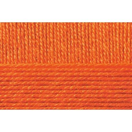 Пряжа для вязания ПЕХ 'Австралийский меринос' (95% мериносовая шерсть, 5% акрил в/о) 5х100гр/400м цв.079 календула