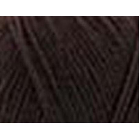Пряжа для вязания ПЕХ 'Австралийский меринос' (95% мериносовая шерсть, 5% акрил в/о) 5х100гр/400м цв.251 коричневый