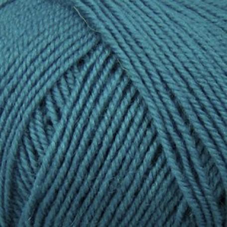 Пряжа для вязания ПЕХ 'Австралийский меринос' (95% мериносовая шерсть, 5% акрил в/о) 5х100гр/400м цв.335 изумруд