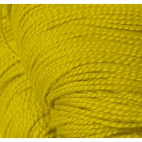 Нитки для вязания 'Ирис' (100%хлопок) 20х25гр/150м цв.0301 цедра лимона , С-Пб