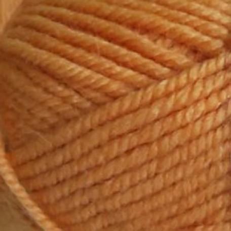 Пряжа для вязания 'Arina' Арина ПШ 10х100гр/123м цв.абрикос 154