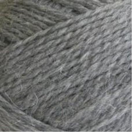 Пряжа для вязания 'Granny's sock N ' Бабушкин носок Н (100%акрил) 10х100гр/250м цв.м.серый 380