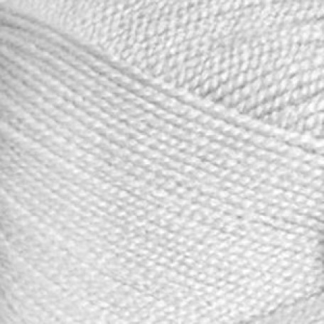 Пряжа для вязания 'Karolina' Каролина (100% акрил) 10х100гр/438м цв. белый 179