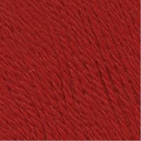 Пряжа для вязания ТРО 'Алиса' (50%шерсть+50%вискоза) 10х100гр/300м цв.0040 красный