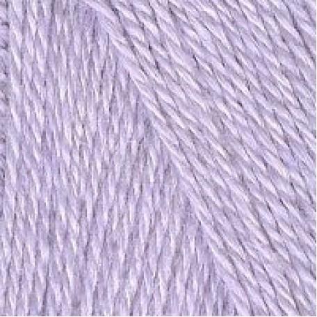 Пряжа для вязания ТРО 'Алиса' (50%шерсть+50%вискоза) 10х100гр/300м цв.0062 светлая сирень