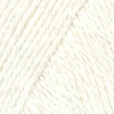 Пряжа для вязания ТРО 'Алиса' (50%шерсть+50%вискоза) 10х100гр/300м цв.0230 отбелка
