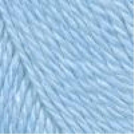 Пряжа для вязания ТРО 'Алиса' (50%шерсть+50%вискоза) 10х100гр/300м цв.0277 бледно-голубой