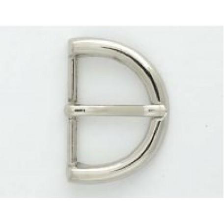 Пряжка металлическая арт.TBY- A936E d=30мм цв. никель