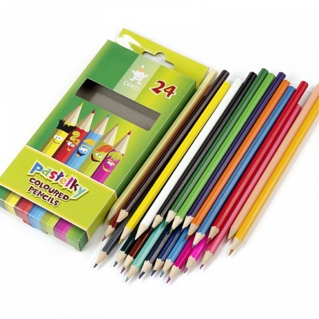 Набор цветных карандашей арт.НП.2144024002KS KOH-I-NOOR 24шт