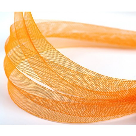 Регилин мягкий арт. MF-15 шир.15мм цв.A02 оранжевый ( рул. 23м )